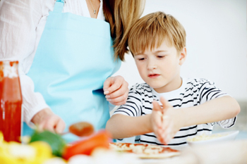 Tips to teach your children to cook