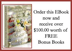 Learn Cake Decorating Secrets