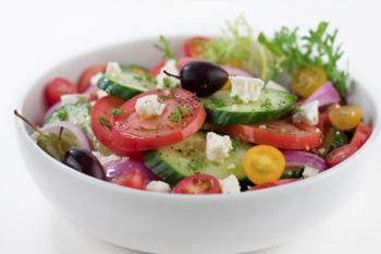 Marla's Green Salad=