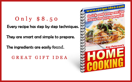 Easy Home Cooking Recipes